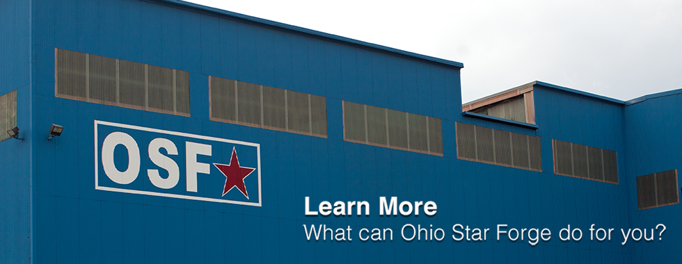 Learn More - What can Ohio Star Forge do for you?
